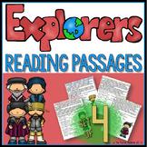 European Explorers Reading Passages