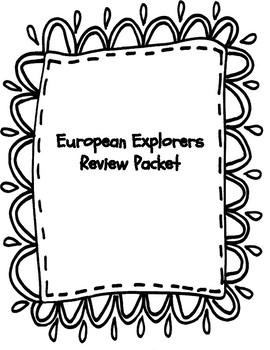 European Explorers Review Pack