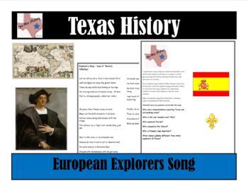 European Explorers Song
