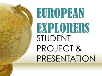 European Explorers Student Presentation