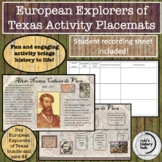 European Explorers of Texas