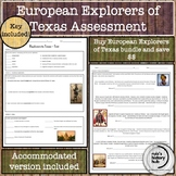 European Explorers of Texas Test
