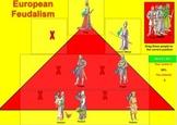 European Feudal Society - by Bill Burton