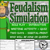 European Feudalism Simulation