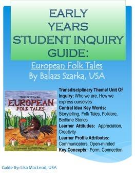European Folk Tales- IB EYP Student Guide