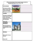 European Folk Tales Quick Print Student Guide