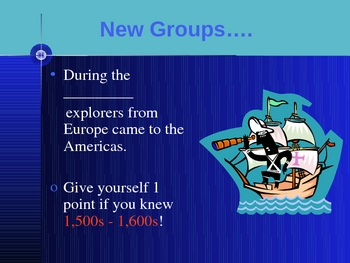 European, French and Native Americans of Ohio Powerpoint