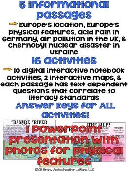 European Geography Google Drive