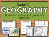 Geography of Europe: Physical Features (SS6G7a)