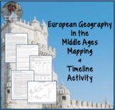 European Geography at the End of the Middle Ages Mapping &
