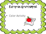 European Government Color