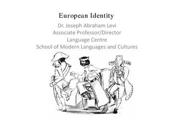 European Identities