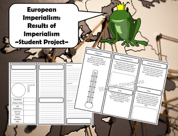 European Imperialism: The Results of Imperialism ~Student Project~