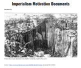 European Imperialism: Motivation and Impacts Lesson