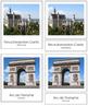 European Landmarks: 3-Part Cards