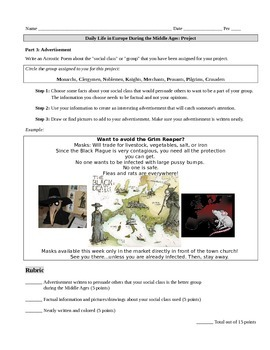 European Middle Ages Project