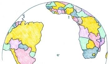 European Geography Songs, European Seas