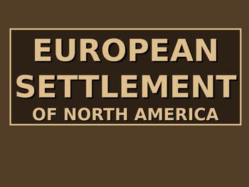 European Settlement Presentation
