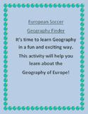 European Soccer Geography Finder