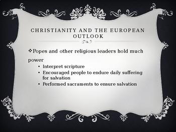 European Societies 1492 PowerPoint