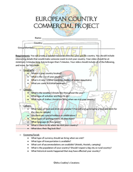 European Travel Commercial Projects