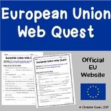 European Union WebQuest