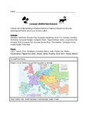 European Wildlife/Plant Research Activity