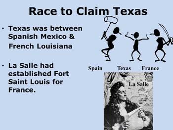Europeans Come to Texas