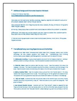Europen Folk Tales- PYP Teachers Guide
