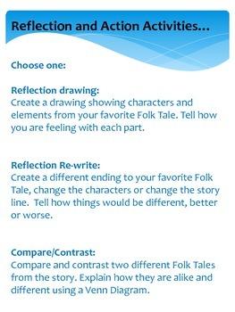 Europen Folktales- PYP Student Guide
