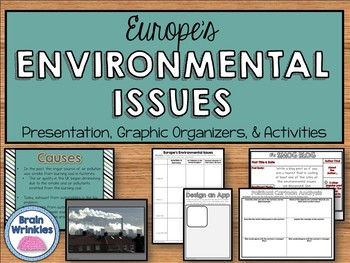 Europe: Environmental Issues (SS6G9)
