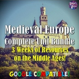Middle Ages & Medieval Europe Unit Set
