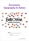 Eurovision: Geography In Action