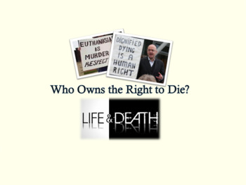 Euthanasia: 14 Arguments Pro and Con