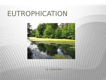 Eutrophication PowerPoint