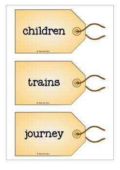 Evacuee Vocabulary (World War Two)