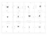 Evaluate Quadratic Puzzle