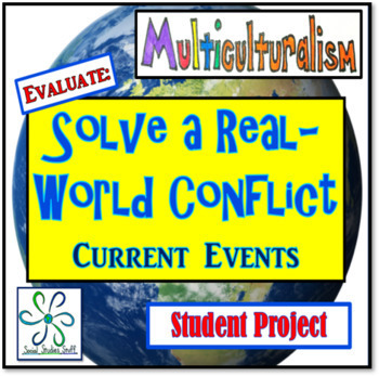 Solve a Real World Conflict (current events)