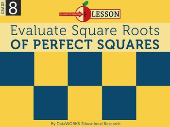 Evaluate Square Roots of Perfect Squares