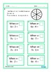 Evaluate the Expression Worksheets, Autism, Special Education