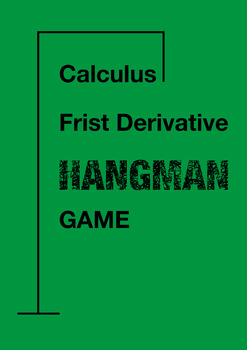 Evaluate the first derivative