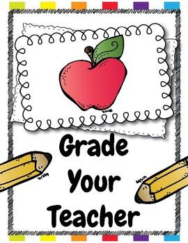 Evaluate the teacher