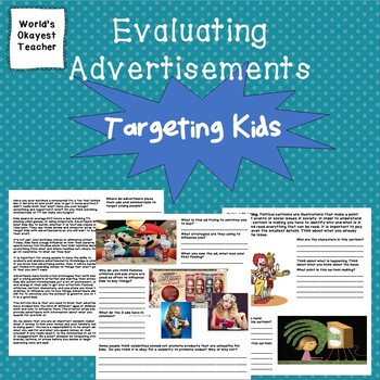 Evaluating Advertisements Targeting Youth