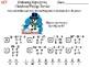 Evaluating Algebraic Expressions Christmas Math Activity: Message Decoder