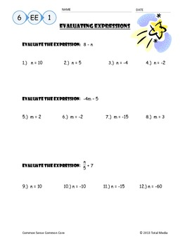 writing algebraic expressions worksheet 5th grade Writing basic algebraic expressions with variables what is a variable in an expression 4th grade summer worksheet 5th grade worksheet 6th grade summer worksheet.