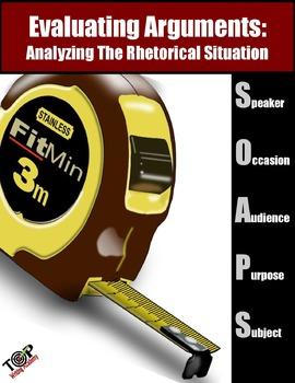 Argument Analysis Rhetorical Situation