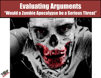Argument Analysis Surviving a  Zombie Apocalypse