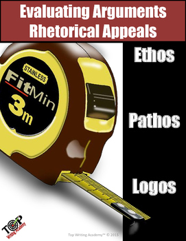 Argument Analysis Appeals Ethos, Pathos, Logos