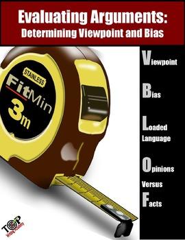 Argument Analysis Viewpoint, Bias, Mood, Tone