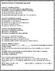 Evaluating Arguments: Sentence Frames - Free Handout!